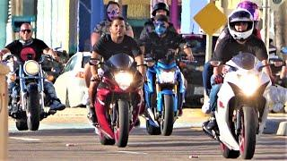 DAYTONA BEACH BIKE WEEK 2020 | BIKES ON MAIN STREET